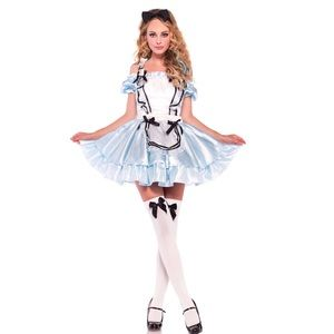 NEW Alice in Wonderland Costume